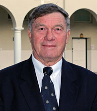 Bryan Knox - Grey Foundation President and Trustee photo