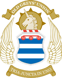 Old Greys' Union badge